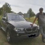 samochód bmw x3