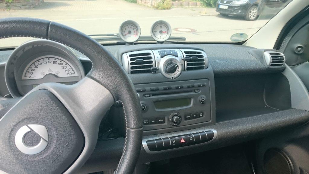 samochód smart